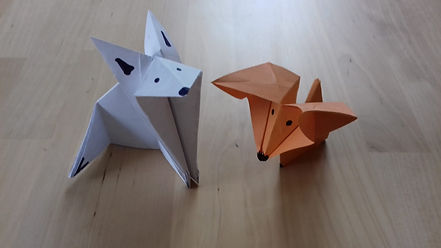 A - renards origami.jpg