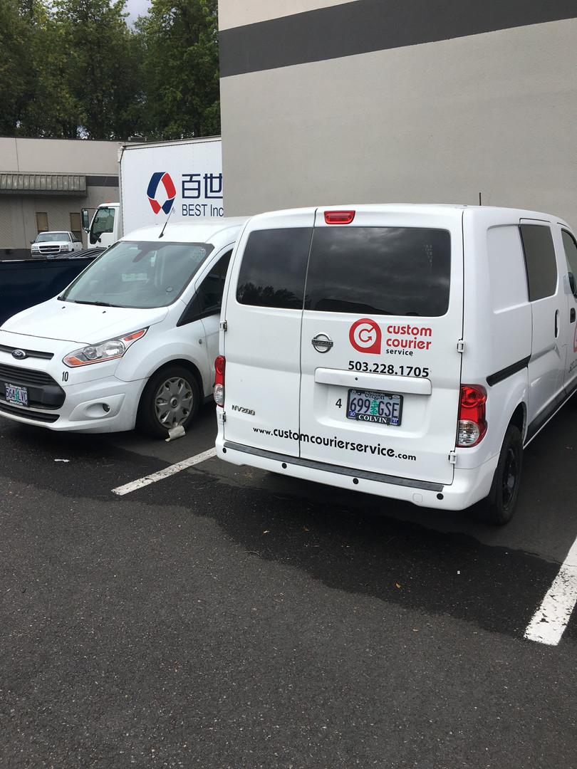 Compact Vans