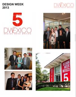 mARTketingMx la Agencia de Relaciones Publicas organizadora de Design Week Mexic