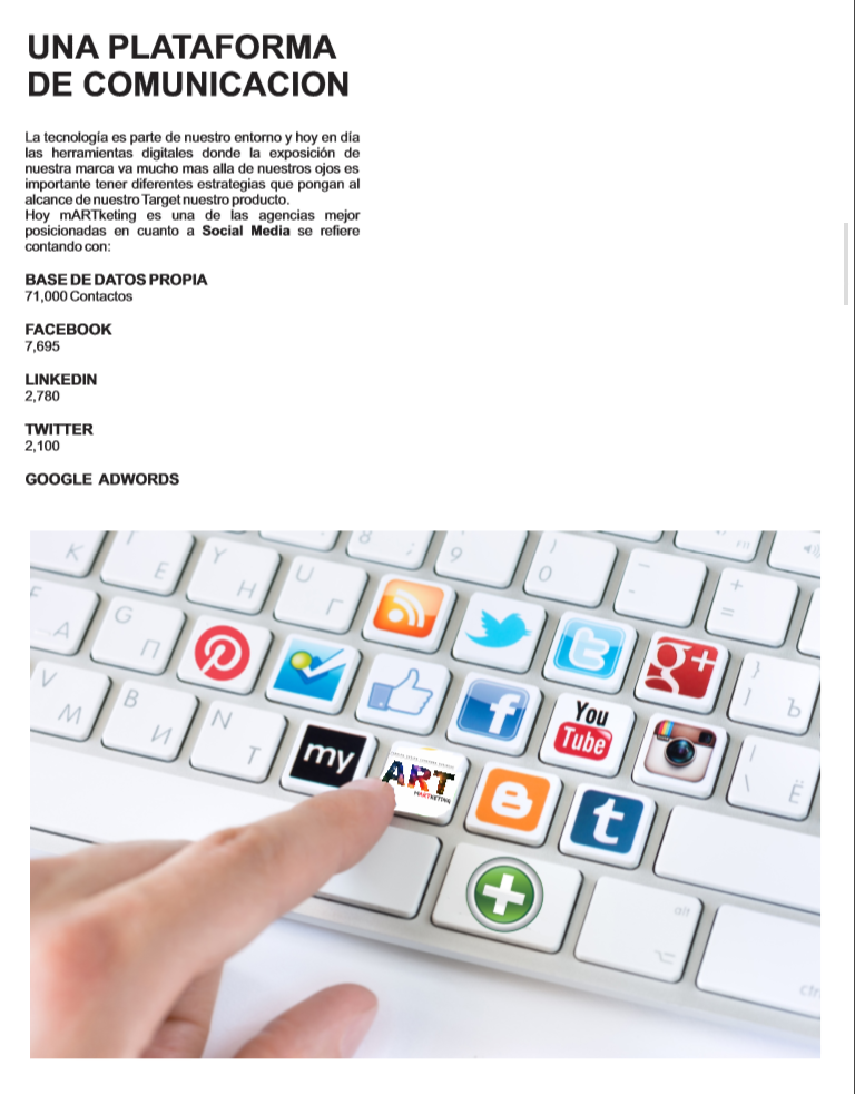 martketingmx, una agencia de relaciones publicas una plataforma de comunicacion.