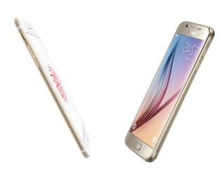 La Nueva Guerra de las Marcas Apple VS Samsung