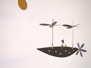 アトリエPOPPO展「風の詩」
