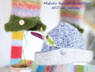 Makoto Kuroda Exhibition still on journey