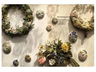 『春待つ花』atelier de nora / hana komono / nos*talgia 三人展