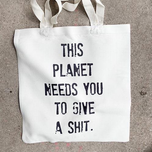 PlanetNeeds Reusable Bag