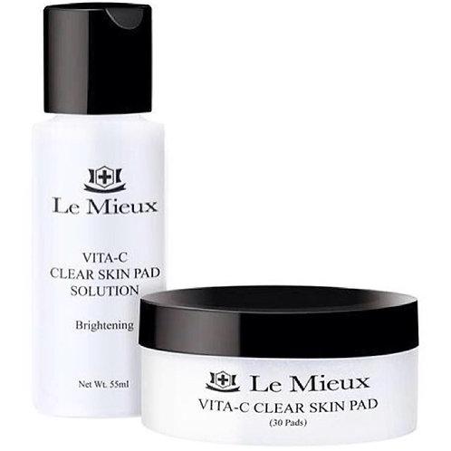 Le-Mieux: Vita-C Clear Skin Pads