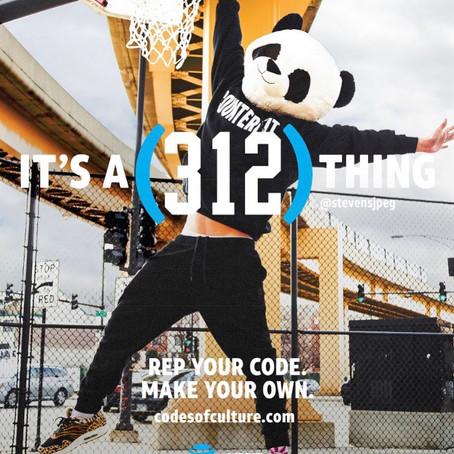 AT&T's #itsa312thing Campaign