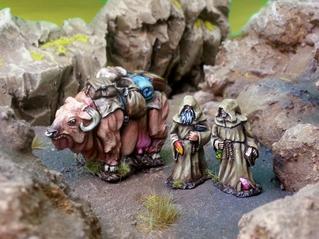 Wasteland Pilgrims now available!
