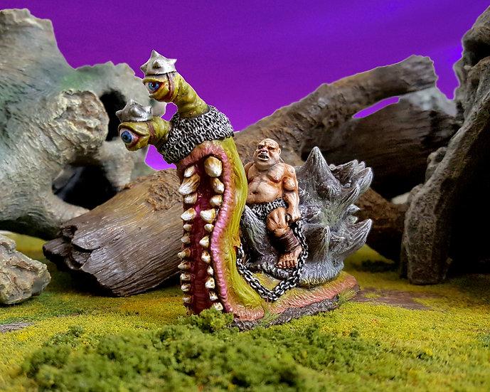 Colossal Battle Snail