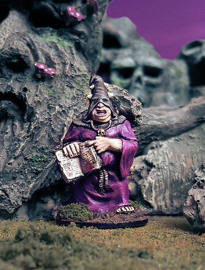 Battle Priest (no stat card)
