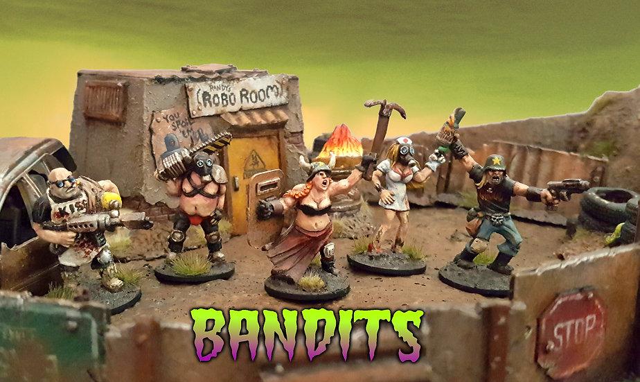 Bandit Posse Pack