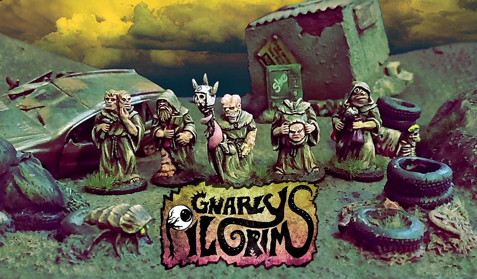 Gnarly Pilgrims Posse Pack
