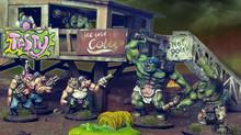 Mega Mutie Mercs now on Kickstarter!