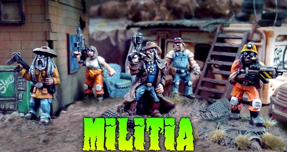Militia Posse Pack