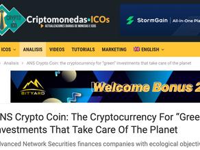 ANS Crypto Coin on Criptomonedaseico.com