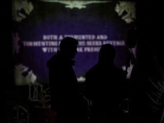 """Black Parthenope"": a thriller in underground Naples premiered at the Ischia Film Festival."