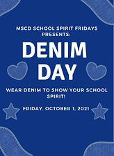2021-2022 MSCD School Spirit Friday Calendar  (1).jpg