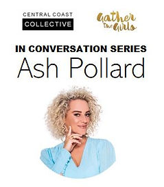 Central Coast Collective | In Conversation Series Ash Pollard
