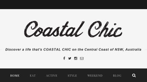 IN THE MEDIA : COASTAL CHIC