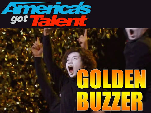 アメリカズゴットタレント セミファイナル進出 アジア人初のゴールデンブザー獲得 America's Got Talent (season 10) reached the semifinal and won golden buzzer for the first time as Asian