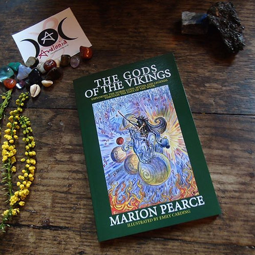 The Gods of the Vikings by Marion Pearce