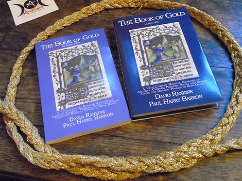 The Book of Gold by David Rankine and Paul Harry Barron