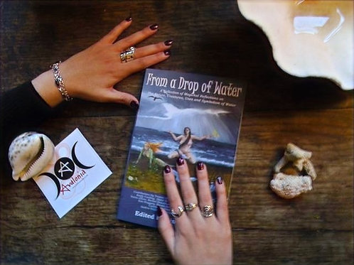 From A Drop Of Water edited by Kim Huggens