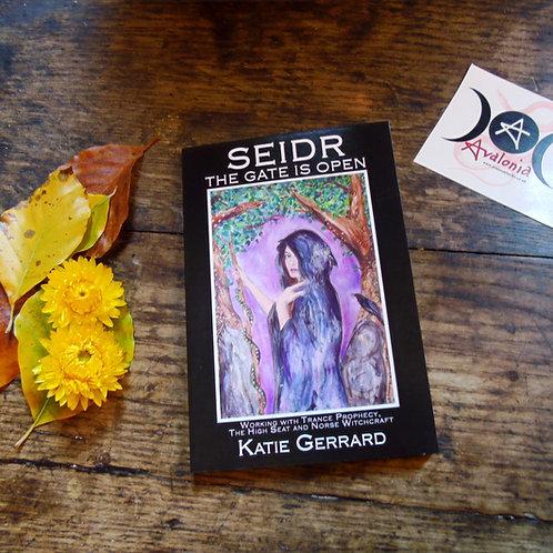 Seidr by Katie Gerrard