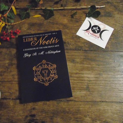 Liber Noctis by Gary St. M. Nottingham