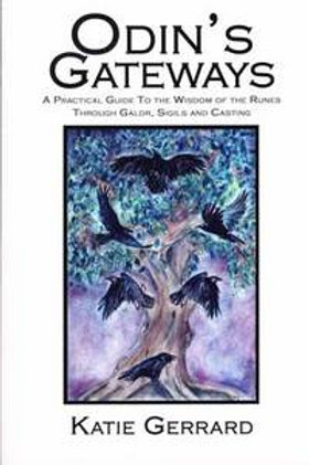 Odin's Gateways by Katie Gerrard