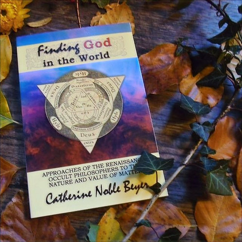 Finding God In The World by Catherine Noble  Beyer