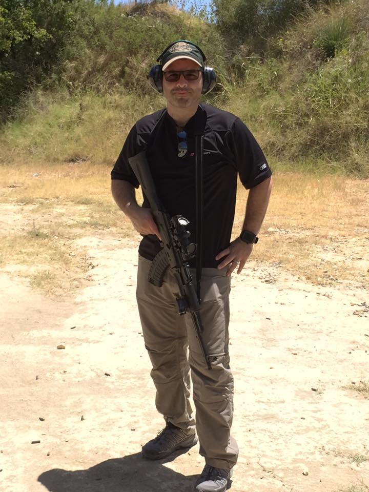 Rifle Training / AR-15/ AK