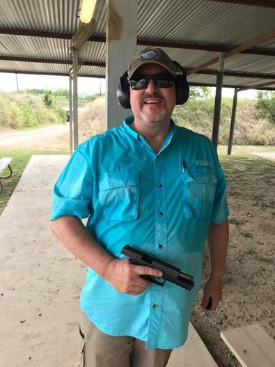 Basic Pistol Class
