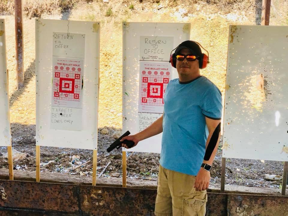 Basic Handgun and Safety Class/Beginner