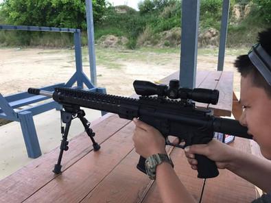 AR 15 Class