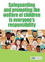 Safeguarding is everyones responsibility