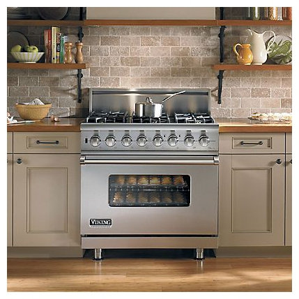 Gas/Electric Ranges