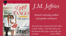 New novel from award winning author J.M. Jeffries