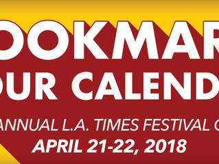 LA Festival of Books 2018