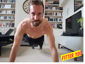 The Fitter You Press-up Challenge