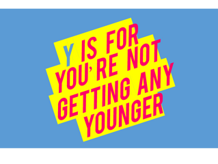 The A - Z of a Fitter You; Y is for...