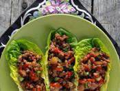 Thai Beef Wraps - Make These Tonight