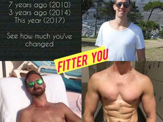 Jumping on the 2010 - 2017 transformation bandwagon...