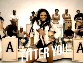 This still is from the video for '1 Thing' by Amerie