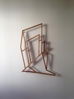Duchamp's 5 O'clock Shaow #1