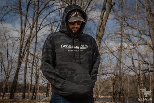 Boogaloo Blackout Heavyweight Hoodie