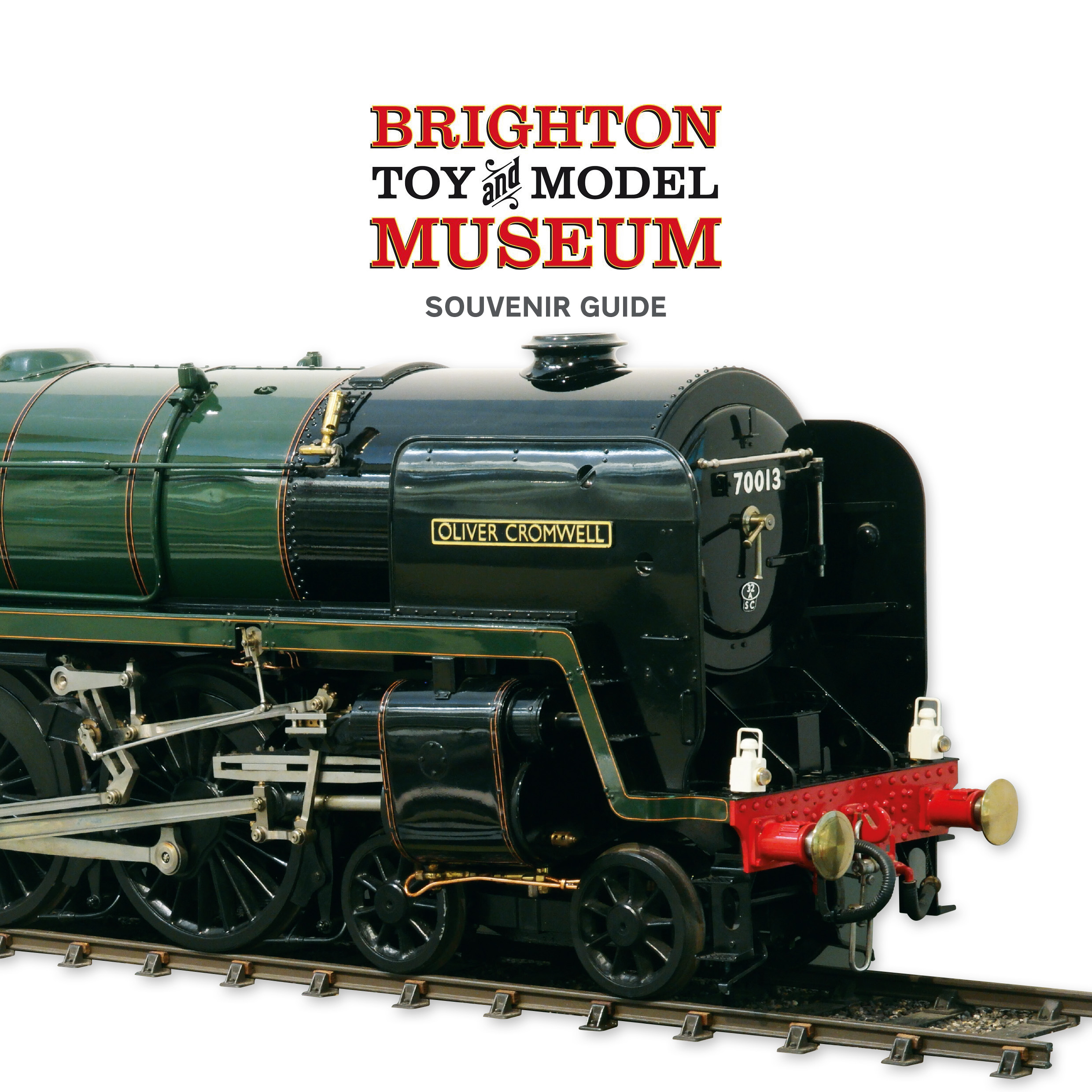 Brighton Toy And Model Museum Guidebook 2018