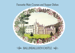 Ballindalloch Castle - Favourite Main Corses and Supper Dishes