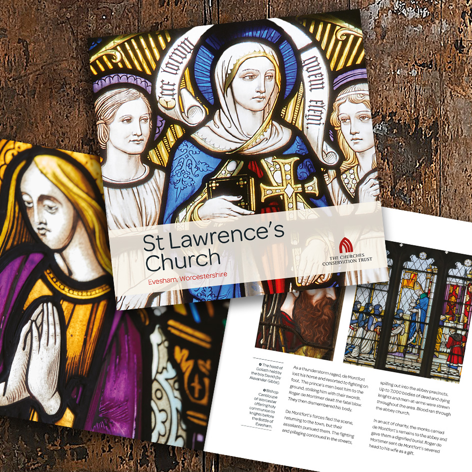 Church's Conservation Trust: St Lawrence's Church