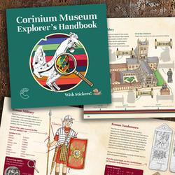 Corinium Museum Explorer's Handbook
